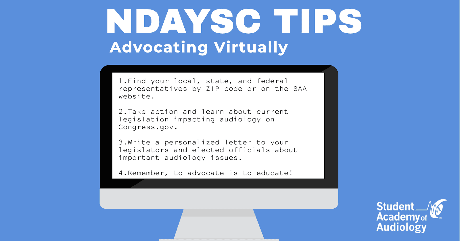 Advocating Virtually