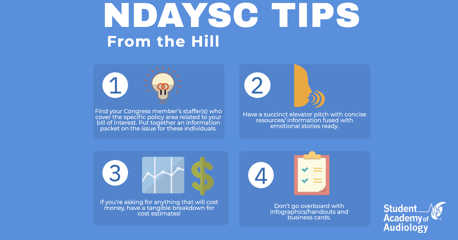 Tips From the Hill