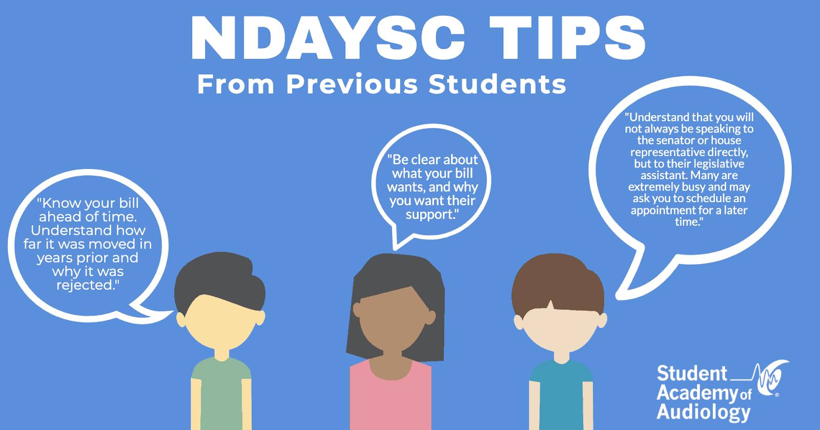 Tips from Previous Students